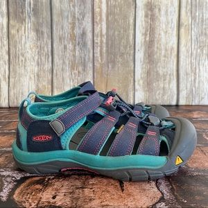 Keen Water Shoes Newport Big Kids 3